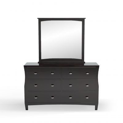 Labra Dresser and Mirror